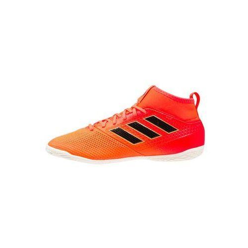 adidas Performance ACE TANGO 17.3 IN Halówki solar red/core black/solar orange, kolor czerwony