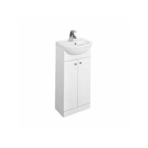KOŁO SOLO Zestaw łazienkowy 40cm, biały 79001