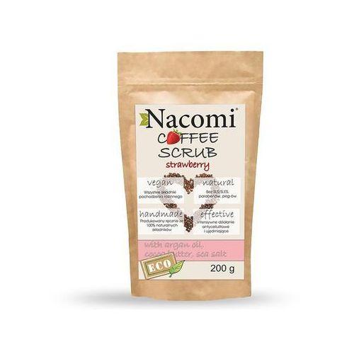Peeling do ciała suchy truskawka 200g - NACOMI, NACPE220