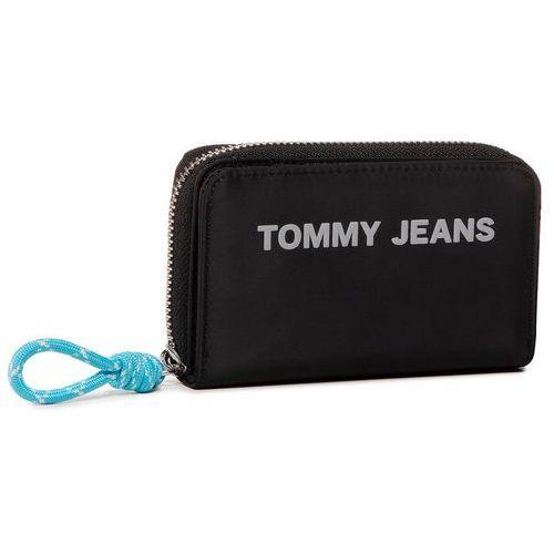 Duży Portfel Damski TOMMY JEANS - Tjw Nautical Mix Smza Wallet Nyl AW0AW08070 0F4
