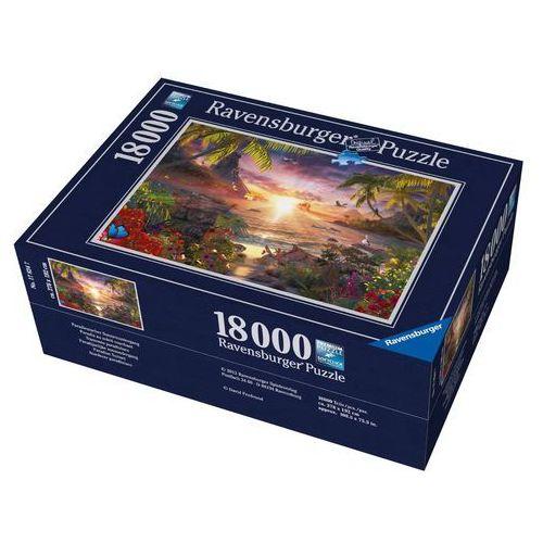 Ravensburger - Rajski wschód słońca - puzzle, 18000 elementów - Ravensburger