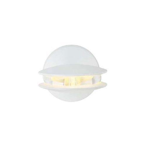 Kinkiet LAMPA ścienna MODO Orlicki Design metalowa OPRAWA sufitowa LED 7W okrągła biała