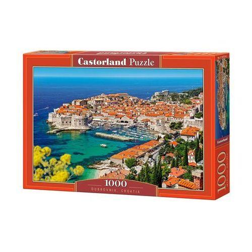 Castorland Puzzle 1000 dubrovnik, croatia - castor od 24,99zł darmowa dostawa kiosk ruchu (5904438103720)