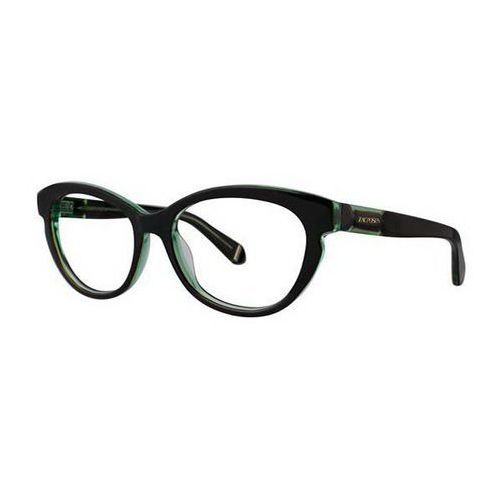 Okulary korekcyjne amira emerald marki Zac posen