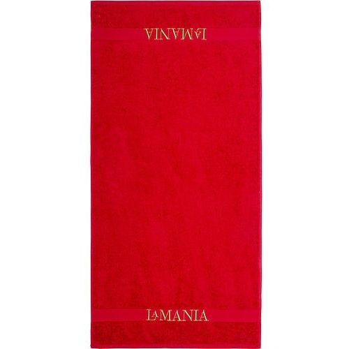 Ręcznik red softness ii 50 x 100 cm marki La mania home