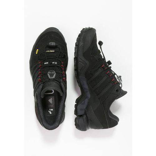 adidas Performance TERREX FAST R GTX Półbuty trekkingowe core black/dark grey/power red (4055011996398)