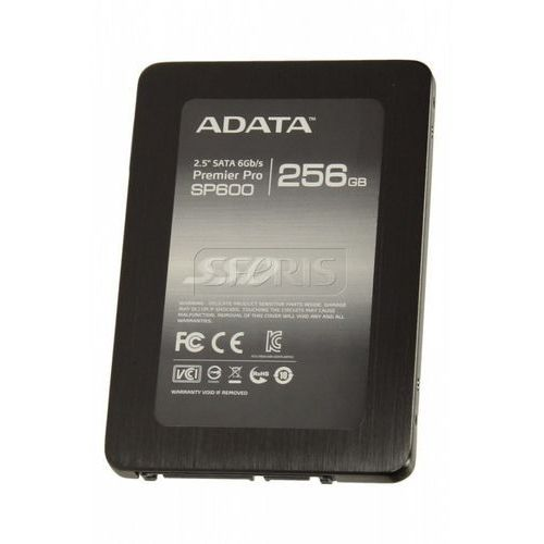 "Adata Sp600 2,5"" ssd 256 gb (4713435799338)"