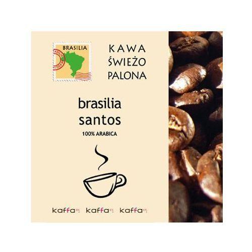 Kawa świeżo palona brasilia santos 1 kg marki Kawa swieżo palona