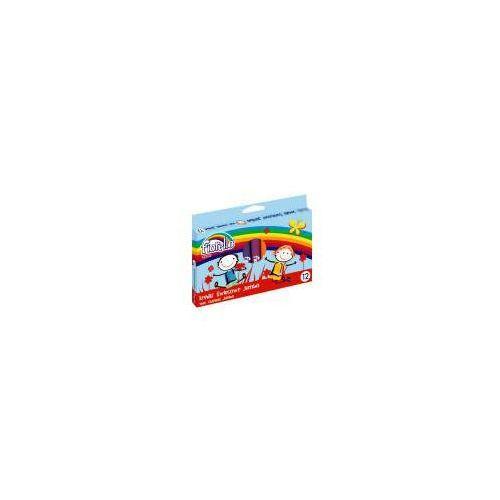 Kredki świecowe 12 kol. FIORELLO - X00674