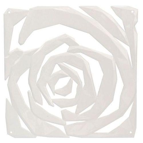 Panel dekoracyjny romance - 1 sztuka w komplecie - kolor biały, marki Koziol