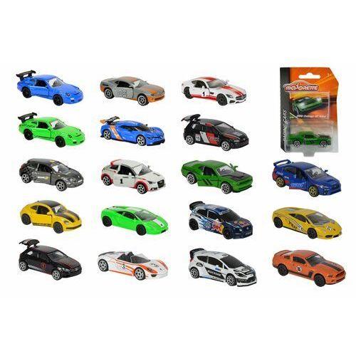Majorette Racing cars, 18 rodzajów (3467452037928)