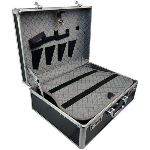Super walizka kufer fryzjerska akcesoria solidna marki Gepard