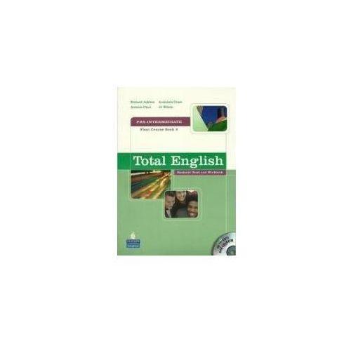 Total English Pre-inter. Flexi SB 2 +CD+DVD PERSON - Praca zbiorowa, oprawa broszurowa