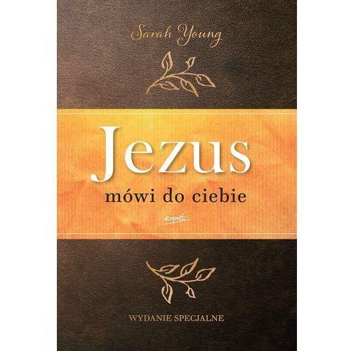 Jezus mówi do ciebie - Sarah Young (9788365847249)