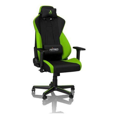 Nitro concepts Fotel dla gracza s300 (zielony)