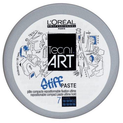 L'oreal paris L'oreal professionnel tecni art stiff paste repositionable compact paste ultime hold - pasta do ekstremalnego utrwalenia force 7 75ml (3474630613898)