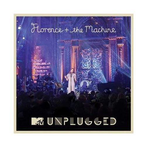 Universal music Mtv unplugged florence and the machine (*) - florence, the machine (płyta cd) (0602527998077)