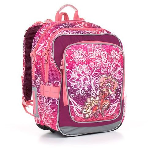 Plecak szkolny Topgal CHI 863 H - Pink, kolor różowy
