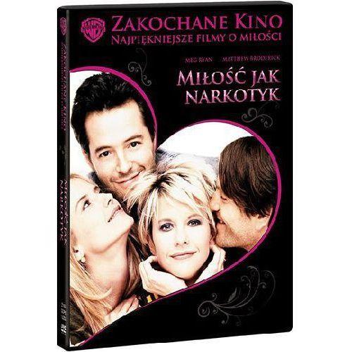 Miłość jak narkotyk (DVD) - Griffin Dunne OD 24,99zł DARMOWA DOSTAWA KIOSK RUCHU (7321908152527)