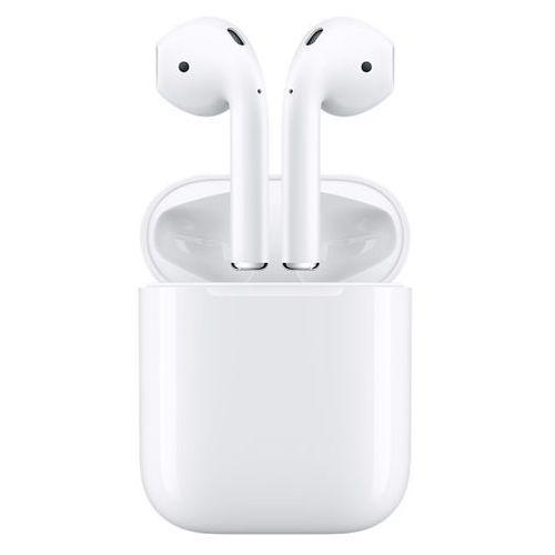 airpods (słuchawki bezprzewodowe) marki Apple