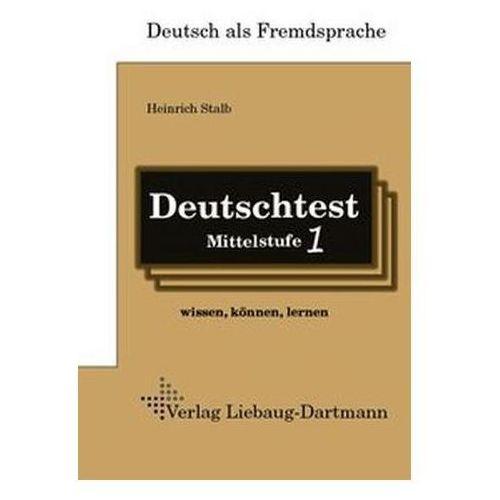 Deutschtest Mittelstufe 1