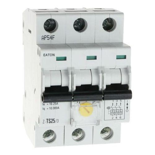 Eaton Wyłącznik taryfowy 3p 16-20-25a z-ts25/3 3p 266858 electric