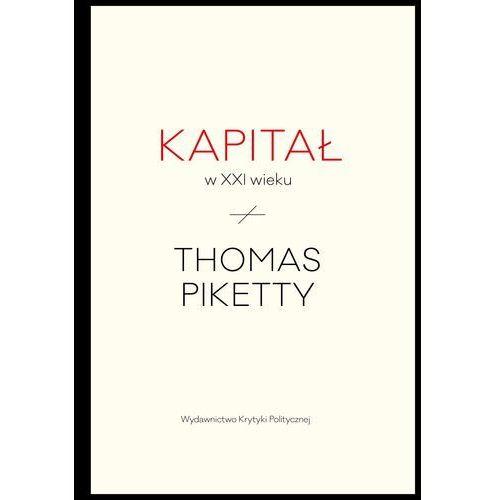Kapitał w XXI wieku - Dostawa zamówienia do jednej ze 170 księgarni Matras za DARMO