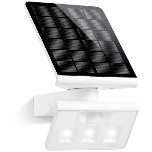Steinel xsolar – oprawa led z panelem fotowoltaicznym, biała 671006 marki Steinel - oświetlenie