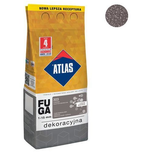 Atlas Fuga cementowa brokatowa 303 cyrkonia 2 kg (5905400274868)