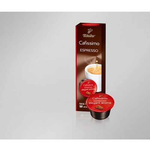Tchibo Cafissimo Espresso Elegant Aroma 10x7g