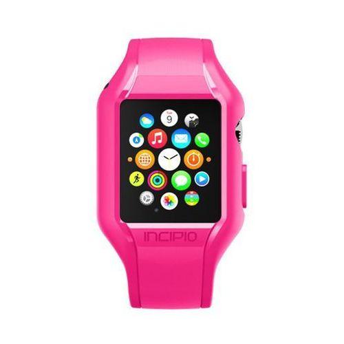 Incipio Rovens.pl ngp strap - elastyczny pasek do apple watch 38mm (różowy)