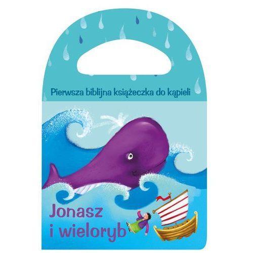 Piszcząca seria kąpielowa Jonasz i wieloryb - Dostawa 0 zł (2016)