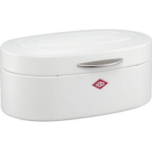 Wesco Pojemnik na pieczywo single elly matt biały (4004519098134)