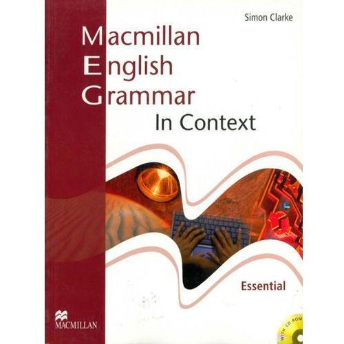 Macmillan English Grammar in Context Essential + CD (bez klucza), Simon Clarke