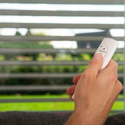 Bezprzewodowy nadajnik ręczny DuoFern, 32480361, 1-kanałowy, Zasięg maksymalny 100 m (4031909015044)