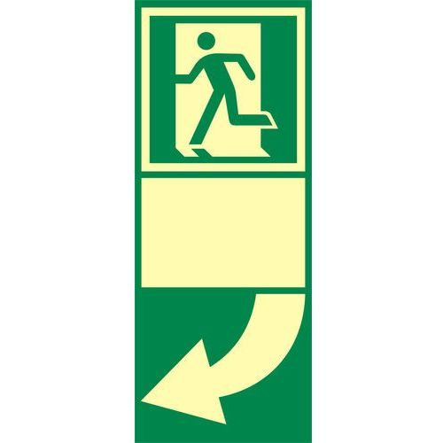 Znak podklamkowy (klamka otwierana w lewo) - OKAZJE