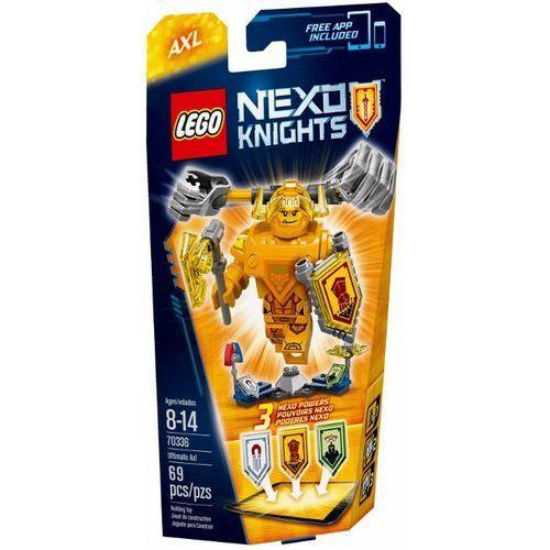 Lego NEXO KNIGHTS Axl 70336