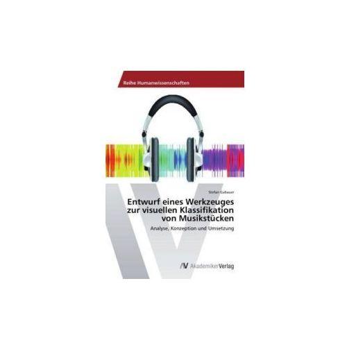 Entwurf eines Werkzeuges zur visuellen Klassifikation von Musikstücken