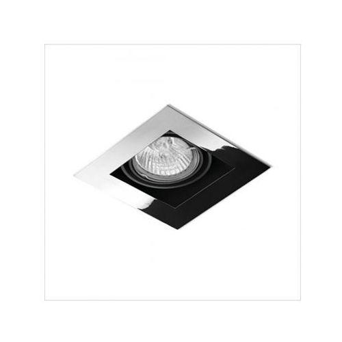 SQUARES 50x1 230V Phase-Control wpuszczany czarny 36811-0000-U8-PH-02