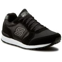 Sneakersy SKECHERS - Early Grab 52310/BKW Black/White