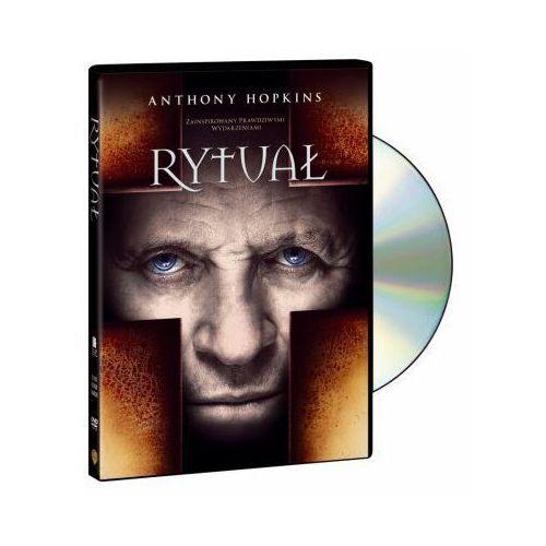 Rytuał (DVD) - Mikael Hafström (7321909086357)