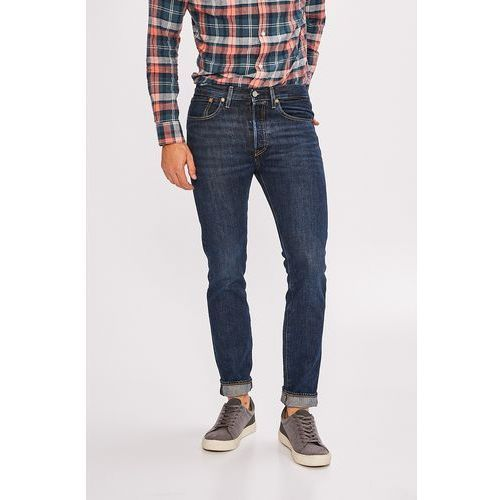 Levi's - Jeansy 501 Skinny, 1 rozmiar