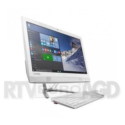 Lenovo Komputer all-in-one ideacentre aio 300-23isu biały f0by00pkpb (0191376333615)