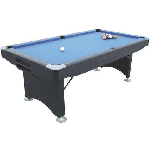 Buffalo Składany stół bilardowy 7ft  challenger /czarny/