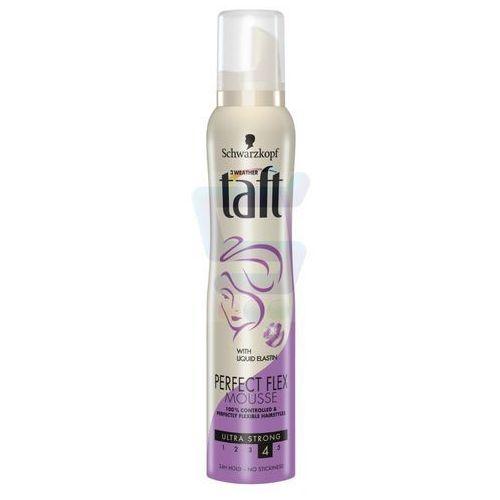 Taft Perfect Flex Pianka do włosów ultra strong 200 ml