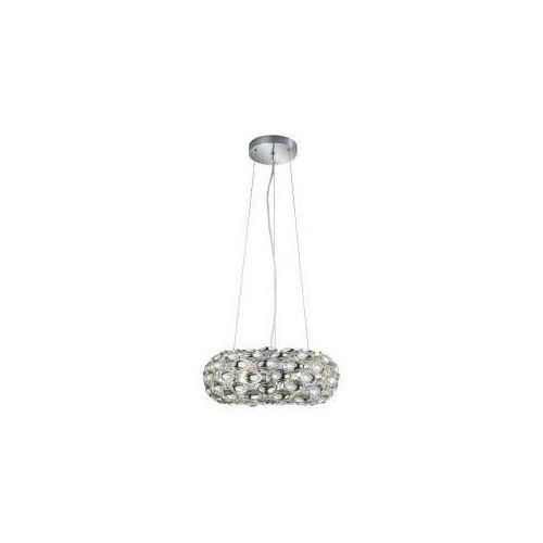 Reality spoon lampa wisząca chrom, 3-punktowe - nowoczesny - obszar wewnętrzny - spoon - czas dostawy: od 3-6 dni roboczych