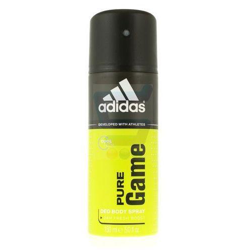 Adidas  pure game 150ml m deodorant (3607345401119)