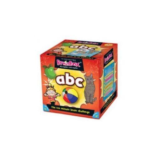 Brainbox ABC. Gra Planszowa. Wersja Angielska