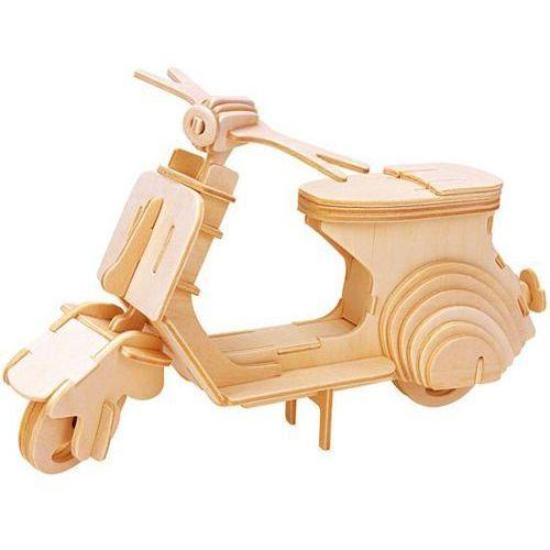 Eureka Łamigłówka drewniana gepetto - skuter (scooter) (5425004731722)