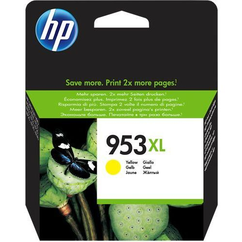 Hp  tusz yellow nr 953xl, f6u18ae